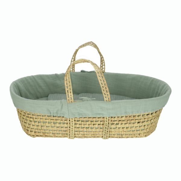 Moses Basket Incl. Covering / Foam